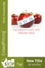 100 WEIGHT LOSS TIPS - eBook