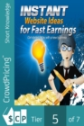 Instant Website Ideas for Fast Earnings - eBook