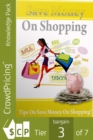 Save money on shopping - eBook