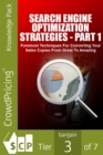 Search Engine Optimization Strategies - Part 1 - eBook