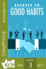 Secrets to Good Habits - eBook