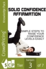 Solid Confidence Affirmation - eBook