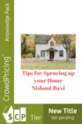 Tips for Sprucing up your Home - eBook