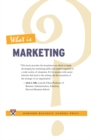 What Is Marketing? - eBook