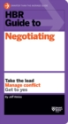 HBR Guide to Negotiating (HBR Guide Series) - eBook