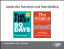 Leadership Transitions and Team Building: Leadership Collection (2 Books) - eBook