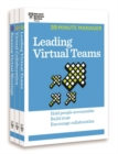 The Virtual Manager Collection (3 Books) (HBR 20-Minute Manager Series) - Book