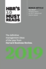 HBR's 10 Must Reads 2019 : The Definitive Management Ideas of the Year from Harvard Business Review - Book