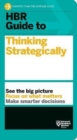 HBR Guide to Thinking Strategically (HBR Guide Series) - Book
