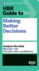 HBR Guide to Making Better Decisions - eBook