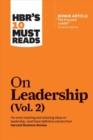 HBR's 10 Must Reads on Leadership, Vol. 2 - Book