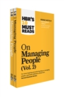HBR's 10 Must Reads on Managing People 2-Volume Collection - eBook