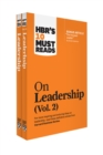 HBR's 10 Must Reads on Leadership 2-Volume Collection - eBook