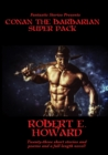 Fantastic Stories Presents: Conan the Barbarian Super Pack - eBook