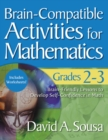 Brain-Compatible Activities for Mathematics, Grades 2-3 - eBook