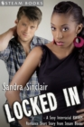 Locked In - A Sexy Interracial BWWM Romance Short Story from Steam Books - eBook