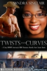 Twists and Curves - A Sexy BWWM Interracial BBW Romance Novella from Steam Books - eBook