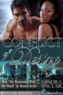 "Conflict of Desire (with ""The Matchmaker Meets Her Match"") - A Sensual Bundle of 2 Sexy Erotic Romance Novelettes featuring BWWM & Billionaires from Steam Books - eBook"