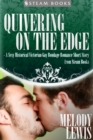 Quivering on the Edge - A Sexy Historical Victorian Gay Bondage Romance Short Story from Steam Books - eBook