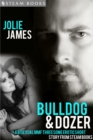 Bulldog & Dozer - A Bisexual MMF Threesome Erotic Short Story from Steam Books - eBook