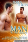 Man in the Mirror - A Sexy M/M Sci-Fi Time Travel Short Story from Steam Books - eBook