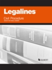 Legalines on Civil Procedure, Keyed to Yeazell, 8th - eBook