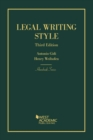 Legal Writing Style - Book