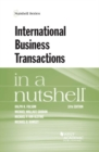 International Business Transactions in a Nutshell - Book