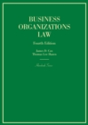 Business Organizations Law - eBook