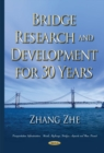 Bridge Research & Development for 30 Years - Book