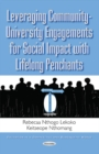 Leveraging Community-University Engagements for Social Impact with Lifelong Penchants - Book