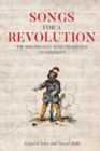 Songs for a Revolution - The 1848 Protest Song Tradition in Germany - Book