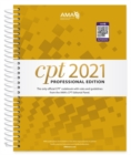 CPT 2021 Professional Edition - Book