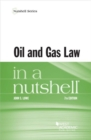 Oil and Gas Law in a Nutshell - Book