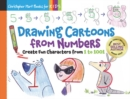 Drawing Cartoons From Numbers : Create Fun Characters from 1 to 1001 - Book