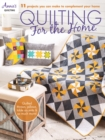 Quilting for the Home - eBook