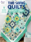 "Time-Saving Quilts with 2 1/2"" Strips - eBook"