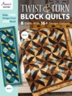 Twist & Turn Block Quilts - eBook