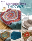 Mandala-Style Throws to Crochet - eBook