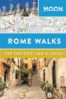 Moon Rome Walks (Second Edition) - Book