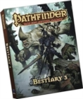 Pathfinder Roleplaying Game: Bestiary 3 Pocket Edition - Book