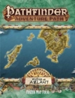 Pathfinder Campaign Setting: Ruins of Azlant Poster Map Folio - Book