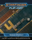 Starfinder Flip-Mat: Space Station - Book