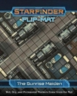 Starfinder Flip-Mat Starship: The Sunrise Maiden - Book