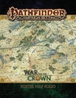 Pathfinder Campaign Setting: War for the Crown Poster Map Folio - Book