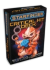 Starfinder Critical Hit Deck - Book