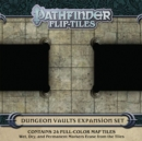 Pathfinder Flip-Tiles: Dungeon Vaults Expansion - Book