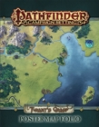 Pathfinder Campaign Setting: Tyrant's Grasp Poster Map Folio - Book
