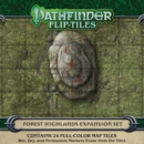 Pathfinder Flip-Tiles: Forest Highlands Expansion - Book