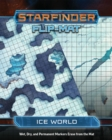 Starfinder Flip-Mat: Ice World - Book
